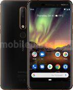 Nokia Mobiele telefoon / Tablet Nokia 6 Black