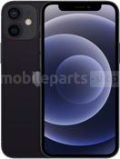 For iPhone/iPad Mobiele telefoon / Tablet iPhone 12 Mini Black