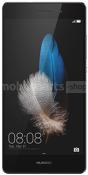Huawei Mobiele telefoon / Tablet Huawei P8 Lite Black