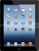 For iPhone/iPad Mobiele telefoon / Tablet iPad 3 Black