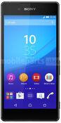 Sony Mobiele telefoon / Tablet Sony Xperia Z3 Plus Black