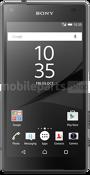 Sony Mobiele telefoon / Tablet Sony Xperia Z5 Compact Black
