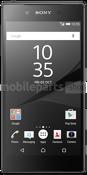 Sony Mobiele telefoon / Tablet Sony Xperia Z5 Premium Black