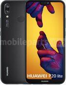 Huawei Mobiele telefoon / Tablet Huawei P20 Lite Black