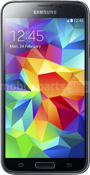 Samsung Mobiele telefoon / Tablet SM-G900FZBAPHN