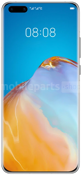 Huawei Mobiele telefoon / Tablet Huawei P40 Pro Black