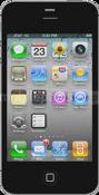 For iPhone/iPad Mobiele telefoon / Tablet iPhone 4S Black