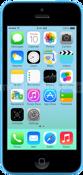 For iPhone/iPad Téléphone mobile / tablette iPhone 5C Blue