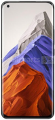 Xiaomi Mobiele telefoon / Tablet  Xiaomi Mi 11 Pro Blue