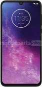 Motorola Mobiele telefoon / Tablet One Macro Space Blue